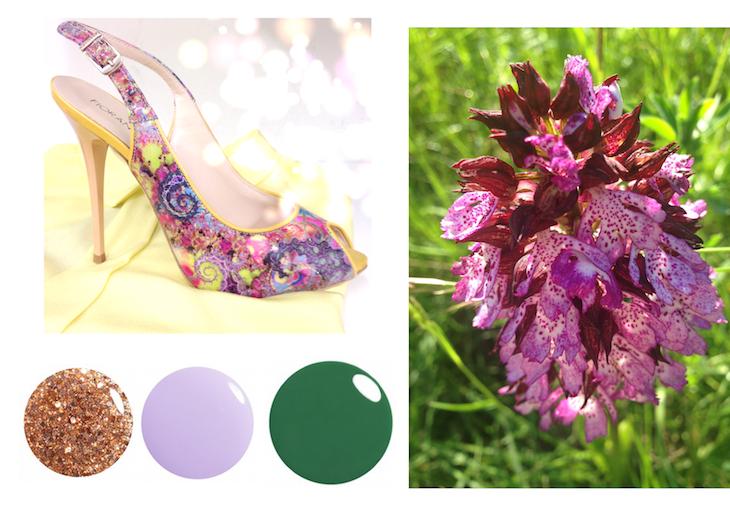 #flowers #flamingo #pink #romantic #nature #spring #inspiration #colors #nailpolish @Julep #beautyblog #fashionblog #blu #sequins #blossom #stones #colors #purple #liliac #red #purple #violet #green