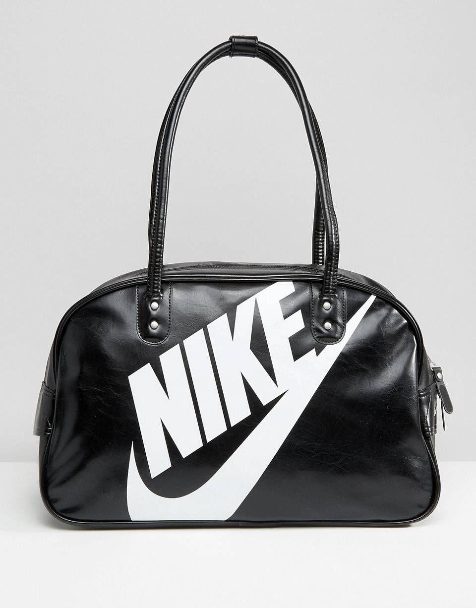 Сумка на плечо с логотипом Nike Heritage   Pinterest 6861c613007
