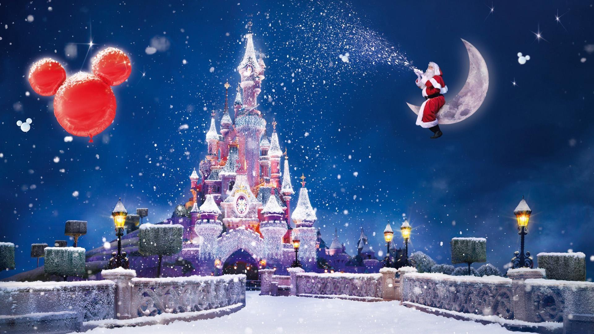 Weihnachtsbilder walt disney