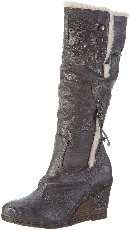 Mustang 1083-601, Women's Long Boots