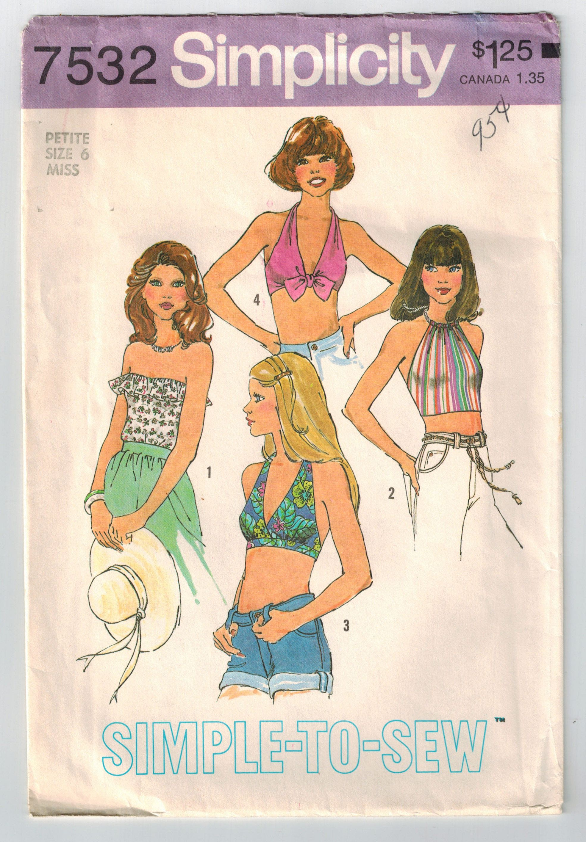 Tube Top Pattern New Design Inspiration