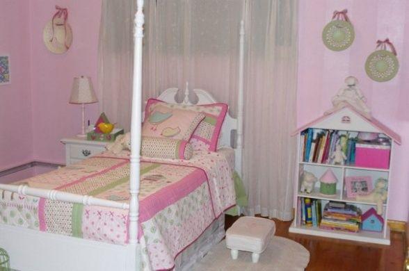 Madelyn S New Big Girl Room Girl Room Room Princess Bed
