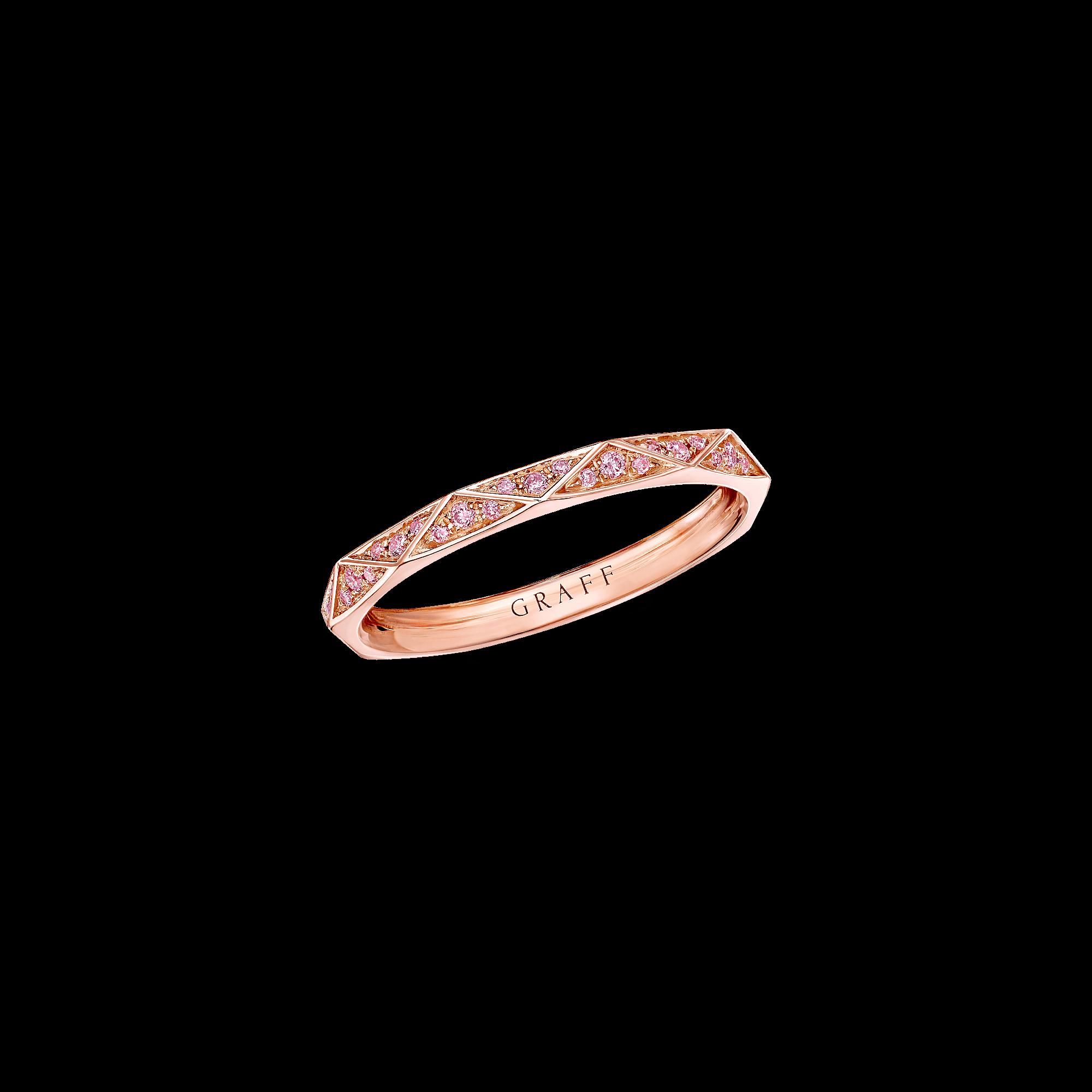 Laurence Graff Signature Pink Diamond Ring Rose Gold 2 3mm Graff Pink Diamond Ring Pink Diamond Ring Rose Gold Graff Pink Diamond Ring