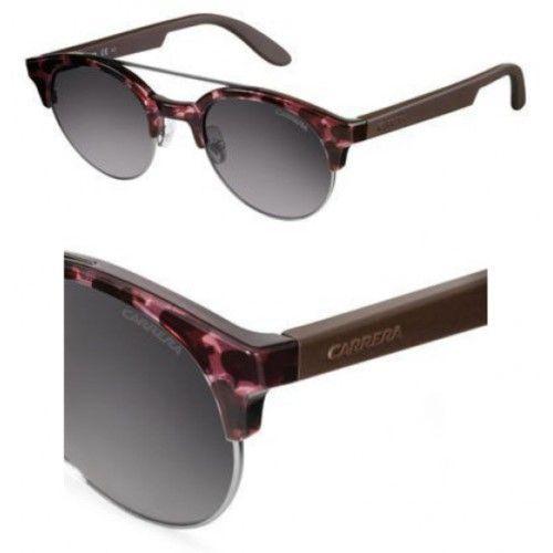 Carrera 5035/S Sunglasses 0ZQ5 50 Havana Cherry Brown, Women's
