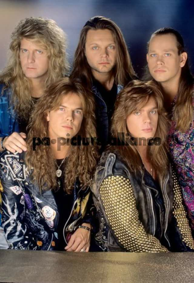 Pin By St On Europe Kee 16 11 2018 Europe Band Europe Outfits Joey Tempest