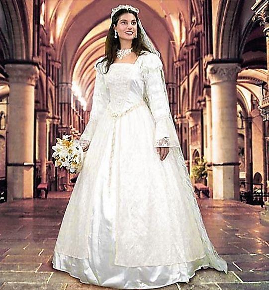 Renaissance Style Wedding Dresses Dress