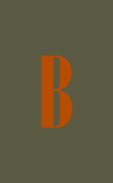 Letra latina [R] mayúscula de la tipografía Zabatana | Poster font