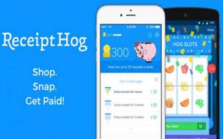 Receipt Hog App That Makes You Earn Earn extra cash