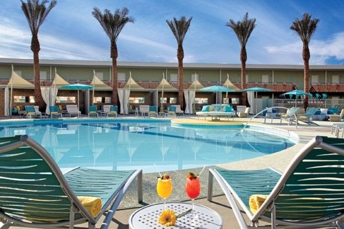 Cool off this summer by jumping into one of these best hotel swimming pools for grown-ups in Florida, Arizona, Las Vegas, and other hot destinations.