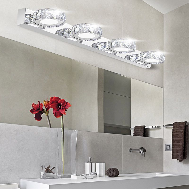 Tips On Getting The Best Modern Led Bathroom Vanity Lights Modern Led Van Modern Bathroom Lighting Modern Bathroom Vanity Lighting Led Bathroom Vanity Lights