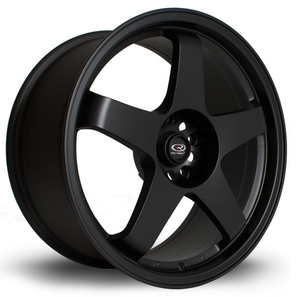 18 Inch Rota Gtr Black 8 5j 5 Stud 30 Offset Alloy Wheels Car Wheels Rims Alloy Wheel Wheel Rims