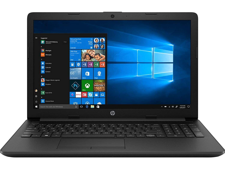 HP 15 db1069AU 15.6inch Laptop (3rd Gen Ryzen 3 3200U/4GB