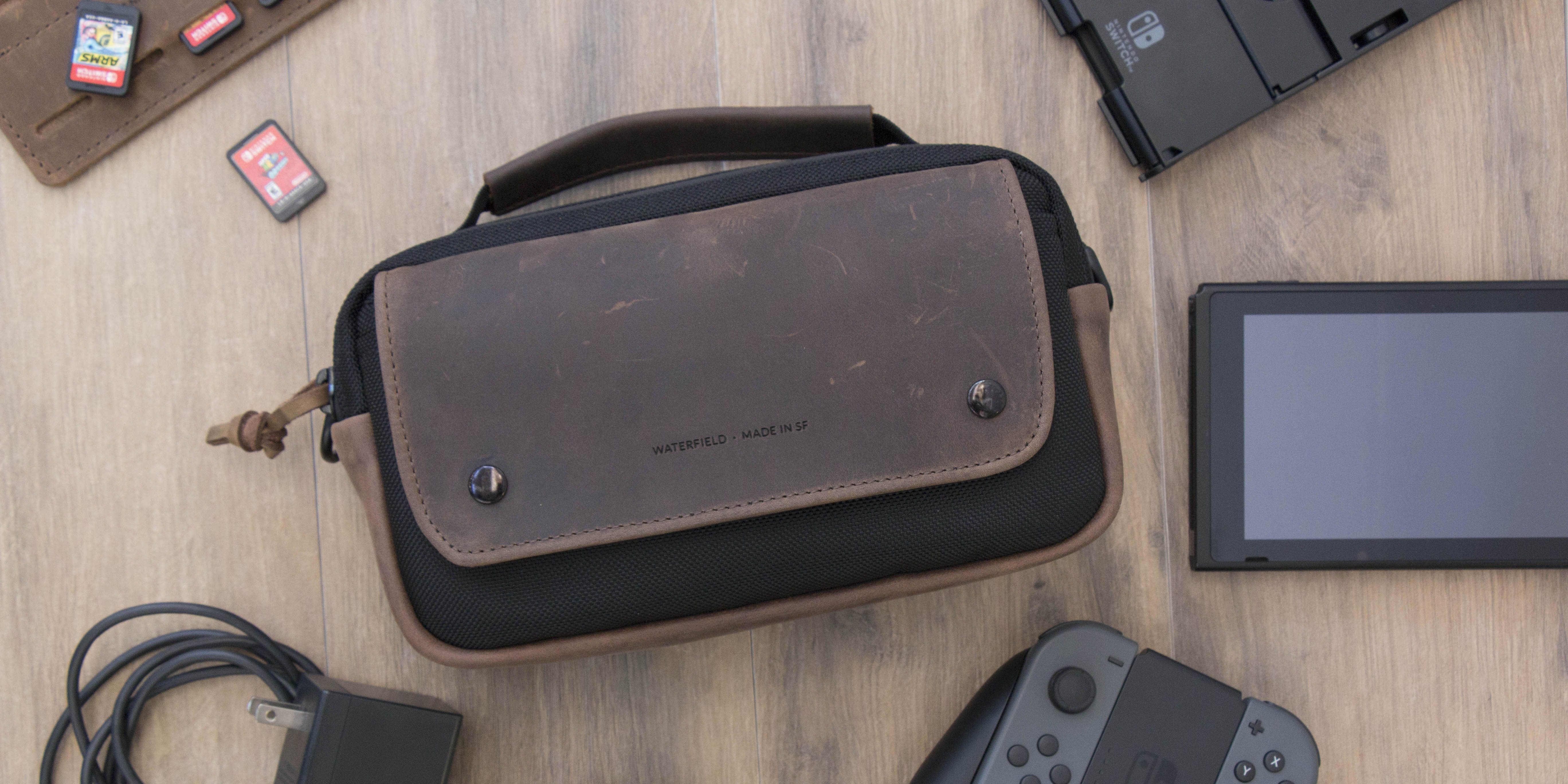 Pin By Waterfield Designs Sfbagscom On Gifts Pinterest Nitendo Switch Elite Backpack After Launching Its Cityslicker Case For Nintendo Xl And Later Is Back At It Again