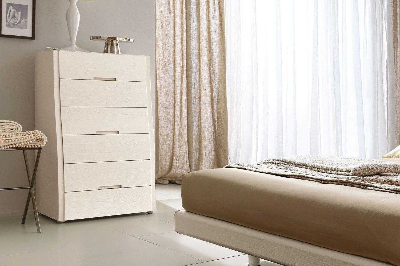 Camera da letto di design in vero legno 83 - settimanale Musa ...