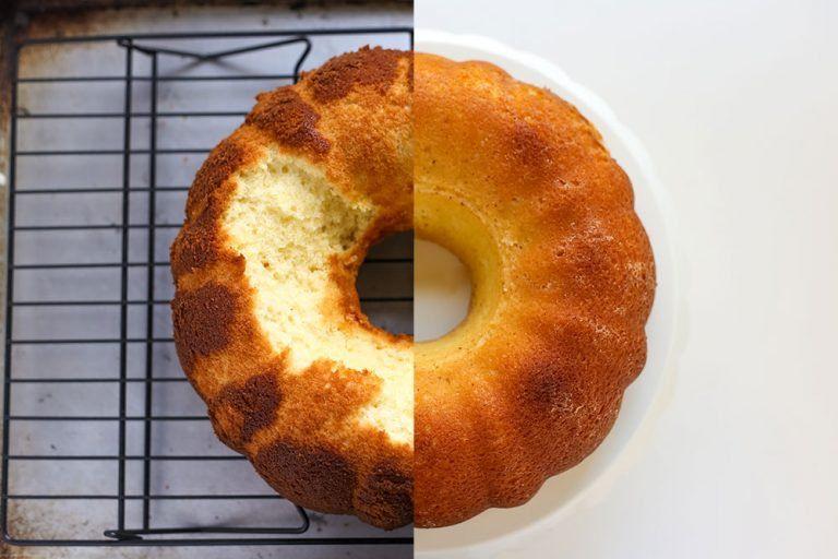 No Sticking In The Bundt Pan Bundt Cake Pan Food No Bake Snacks