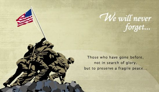 Marine remembrance quotes