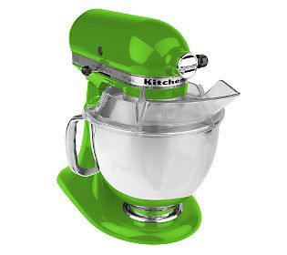 green apple kitchenaid mixer want want want things i need in