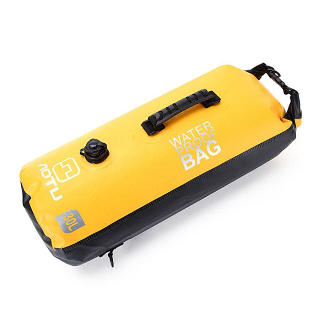 30L Waterproof Dry Bag Backpack Storage for #Boating #emergency Equipment   #fishingtrends.net