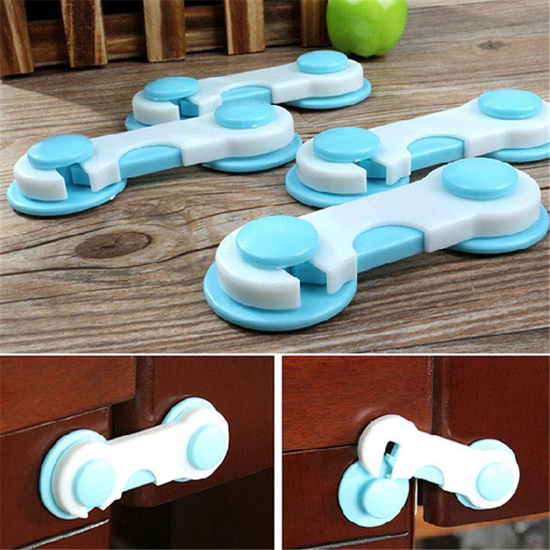 5pcs / Set Door Drawers Wardrobe Todder Kids Baby Safety Plast …