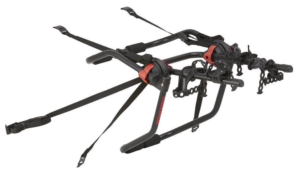 Yakima Hangout 2 Bike Rack Black Quick Trigger Hub System Makes