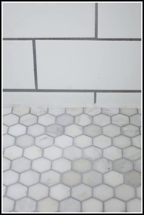 White Marble Hexagon Floor Tilewhite Hex Tile Tiles Uk