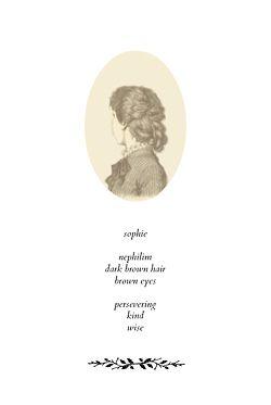 Sophie,