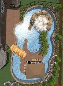 Lazy River Backyard Poooooool Lazy River Pool Backyard Pool Dream Pools