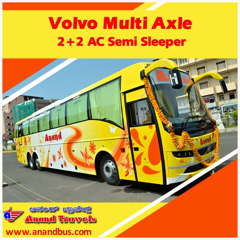 Pin By Anand Travels Mangalore On Online Bus Tickets Bus Tickets