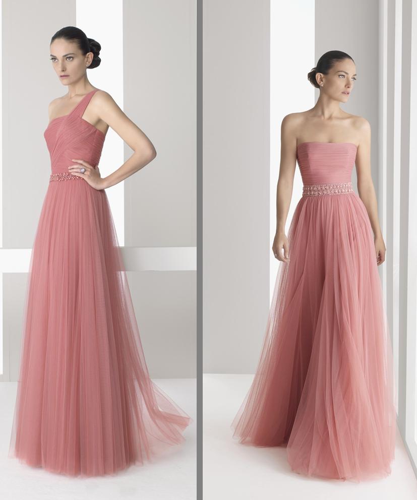 Vestidos Fiesta Rosa Clará Rosa Clará En 2019 Vestidos