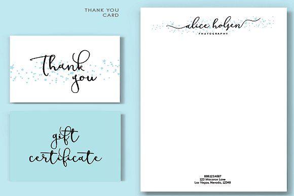 Business Kit - Alice Holsen @creativework247 Templates - Templates - payment voucher template