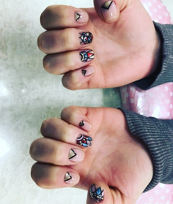 The best nail salon in philly. We love our costumers. #nails#nailart ...