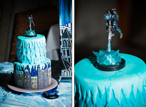 freeze wedding cake christopher amp kevin s batman vs mr freeze heroes and 14456