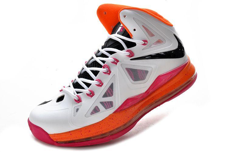 I just like this Lebron shoes 2013 Lebron 10 White Miami Floridians
