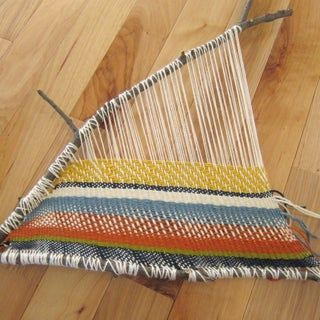 Branch Weaving: 5 Steps (with Pictures)