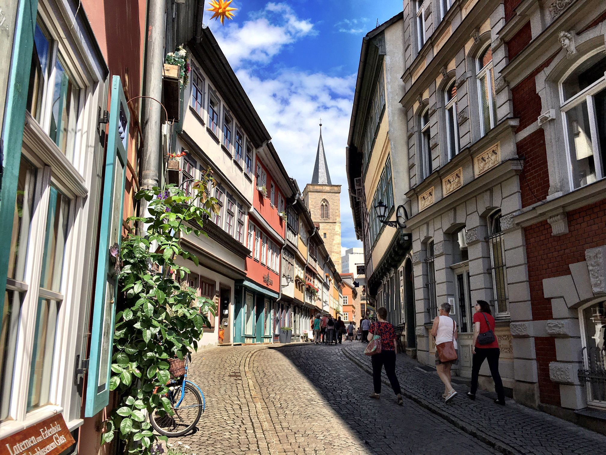 Media Expert Erfurt day in erfurt germany daily travel inspiration