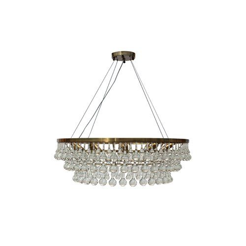 31x31found it at wayfair supply celeste 10 light crystal chandelier
