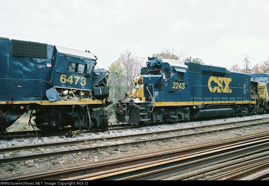 CSX Train Wreck CSX rail train accident Transportation
