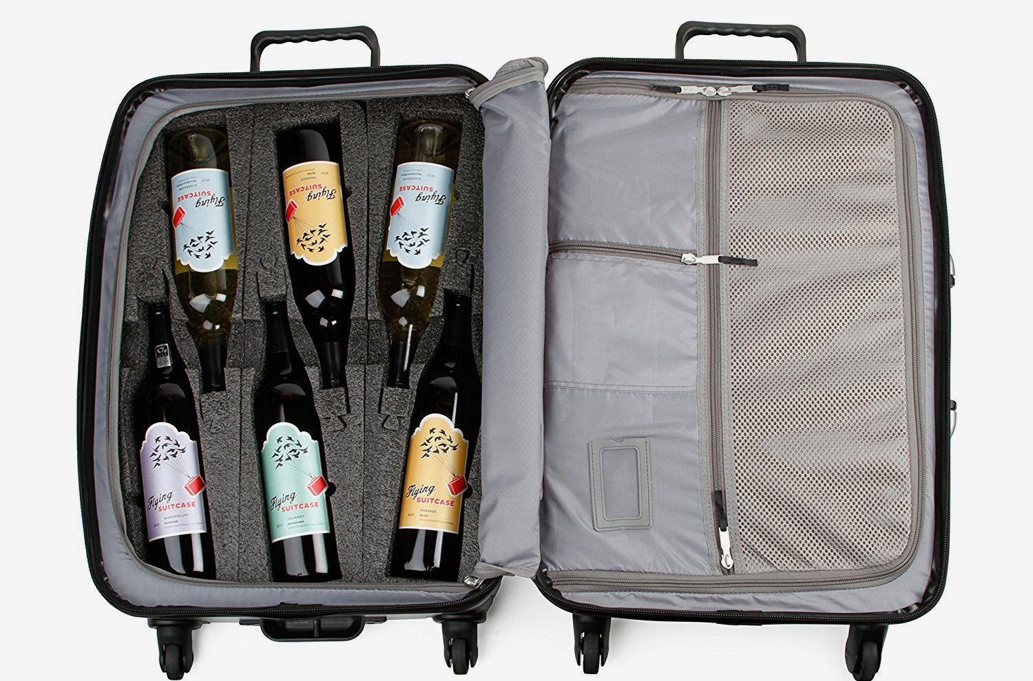 Vin Garde Valise Grande 04 Wine Travel Case Gifts For Wine Lovers Wine Lovers Wine Gifts