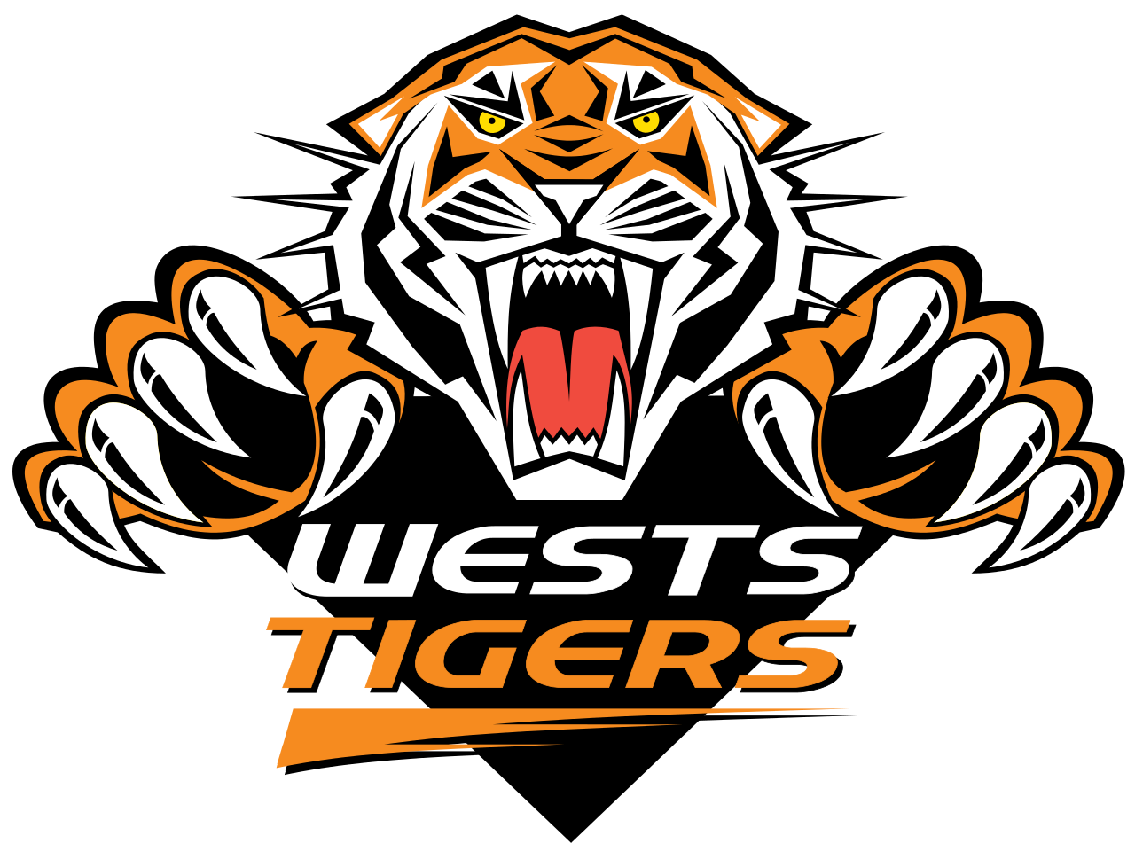 Image result for rugby tigers logo png