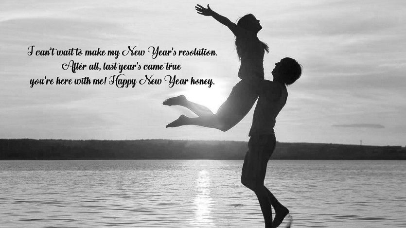 103 Romantic New Year Love Wishes Messages For Boyfriend From Girlfriend Happy New Year 2020 H Happy New Year Message New Year Wishes New Year Message