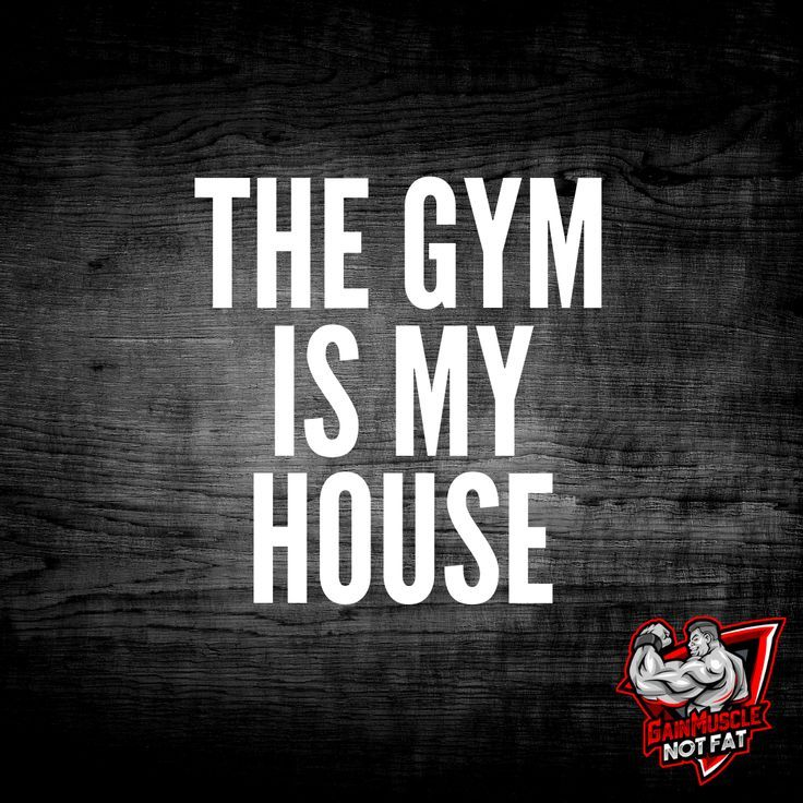 The gym is my house. #workout #fitness #motivation #gym