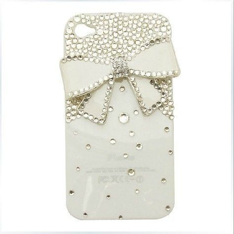 My new phone case! Gaudy....makes me smile