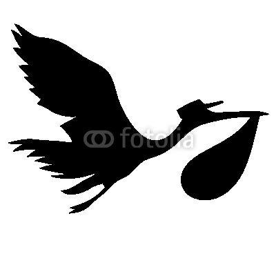 stork silhouette - Google-søk