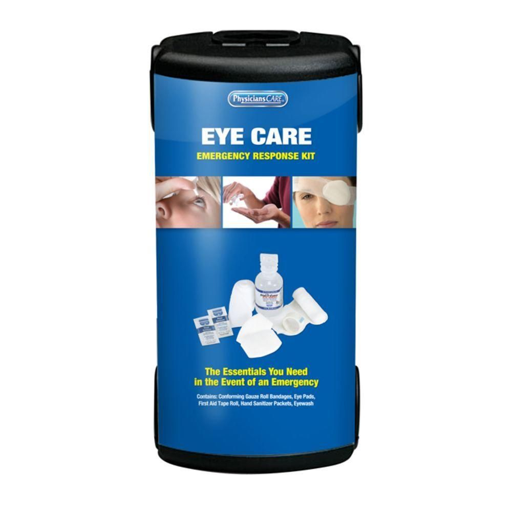Physicianscare 6 Piece First Responder Emergency Eye Care First