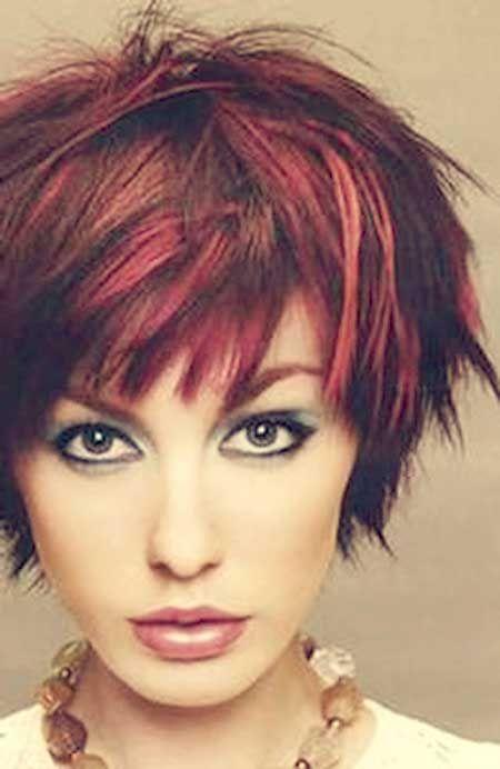 20 Short Hair Color Ideas | Short hair, Hair coloring and Funky ...