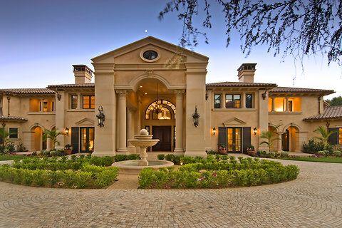 Big house, dream house