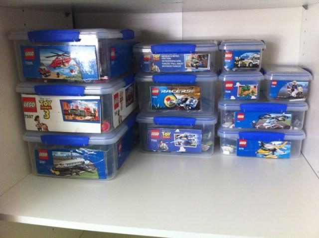 Lego Storage Getting Organised Pinterest Plastic