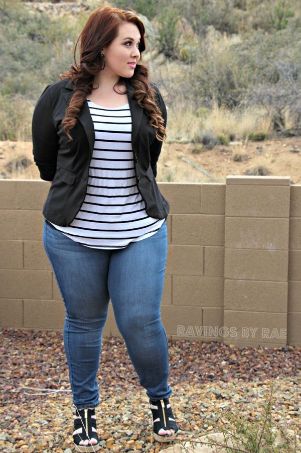 330c71eee6602 40 Plus Size Outfit Ideas and Fashion Trends For Big Girls to try in ...