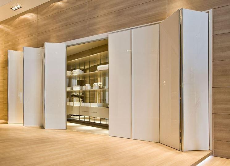 pareti mobili in legno porte pinterest cellulari