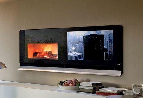 Fireplace TV by MCZ - Scenario